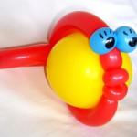 Ballonfigur Fisch