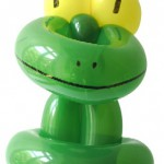 Ballonfigur Frosch