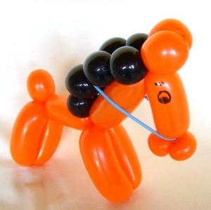 Ein Vereinsfest mit tollen Ballonkünstlern. Immer ein Highlight!