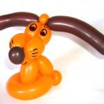 Ballontier Kleiner Hund