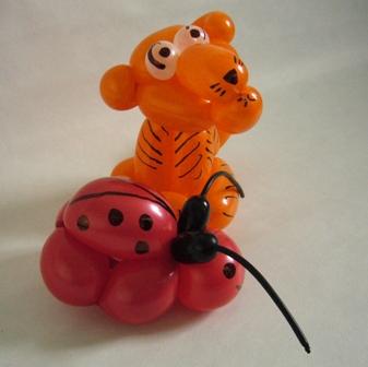 Ballonmodellierer Marl - Das sind Cordula und Rüdiger Paulsen - Ballontiere Baer und Kaefer