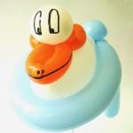 Ente weiß 2