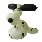 Luftballontier Dalmatiner