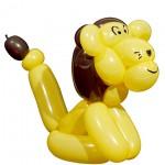 Luftballontier Löwe