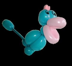 Ballonfigur für Ihr Stadtfest