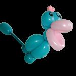 Ballonfigur Kleiner Vogel