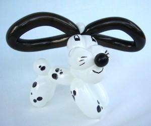Ballonfigur Dalmatiner