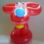 Ballontier Rote Maus