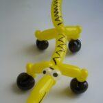 Ballonfigur Salamander
