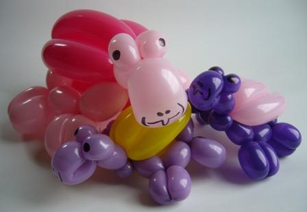 Luftballontiere Soest mit tollen Luftballonkünstlern für Ihre Veranstaltung