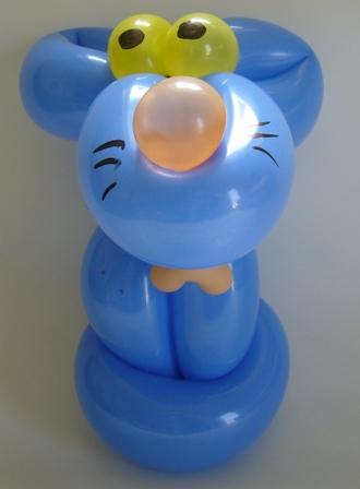 Ballonfigur Maus