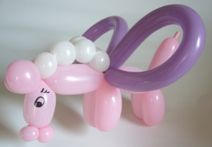 Luftballonkünstler Ballonfiguren mit Cordula und Rüdiger Paulsen